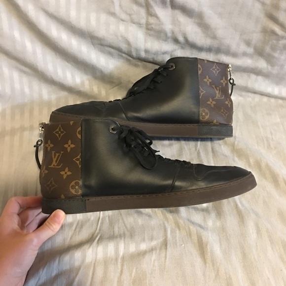 46275171c4e8c Louis Vuitton Other - Louis Vuitton Line-Up Sneaker Boot